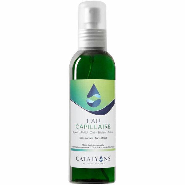 Catalyons - Eau capillaire à l'Argent Colloïdal - Vaporisateur 150 ml