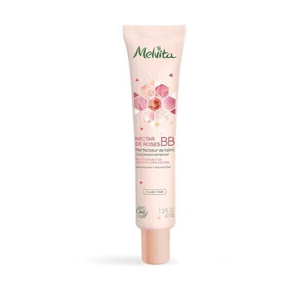 Melvita - BB crème Nectar de Rose clair 40ml