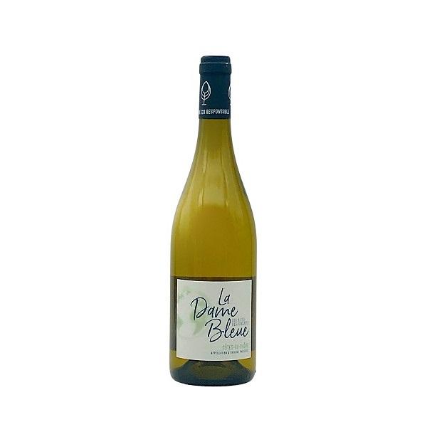 La Dame Bleue - AOP Côtes du Rhône blanc - 13,5% vol