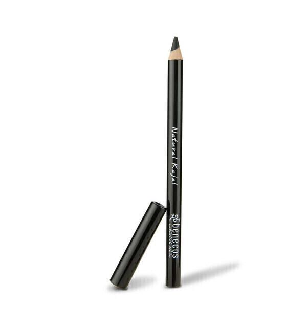 Benecos - Crayon Contour des Yeux Bio - Noir - Benecos