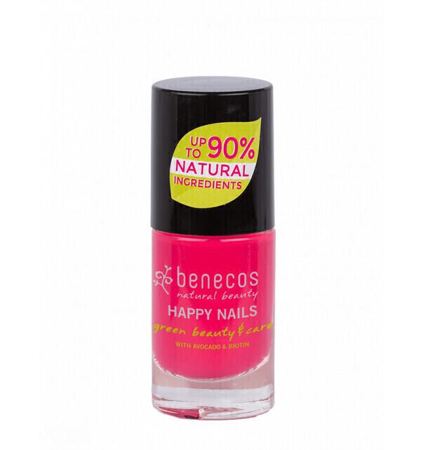 Benecos - Vernis à ongles Bio et Végan 5ml - Oh La La - Benecos