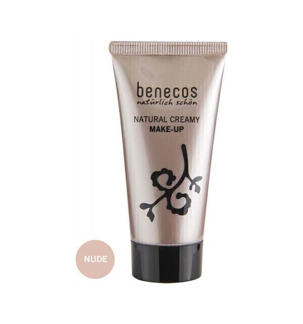 Benecos - Fond de Teint Crème Bio 30ml Teinte Chair - Benecos