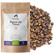 Chabiothé - Poivre Timut Bio 50g
