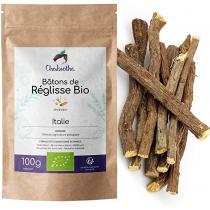 Chabiothé - Batons de réglisse Bio 100g