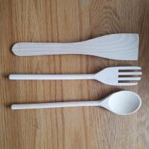 Creadom - Set de cuisine en bois