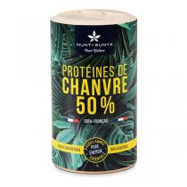 Nunti-Sunya - Protéines de chanvre 50% 200g