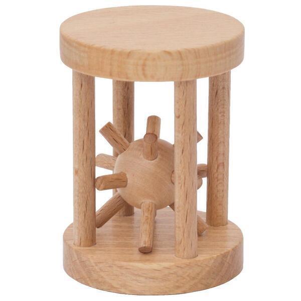Mik toys - Casse-tête en bois - Hérisson