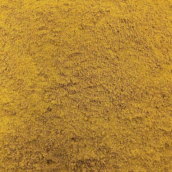 Vracbio - Curry Madras Fort Poudre Bio en Vrac 10 Kg