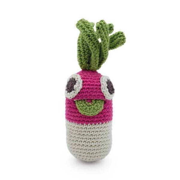 Myum - Gigi le Radis long au crochet - MyuM