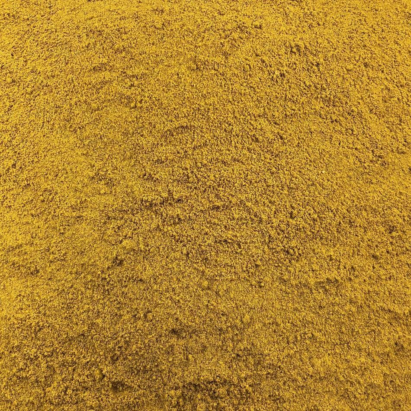 Vracbio - Curry Madras Fort Poudre Bio en Vrac 0,5 Kg