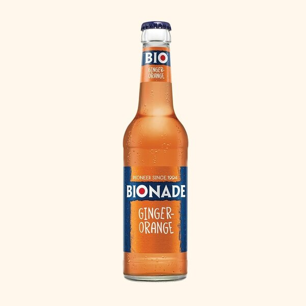 Bionade - Soda Gingembre Orange Bio - 33cl