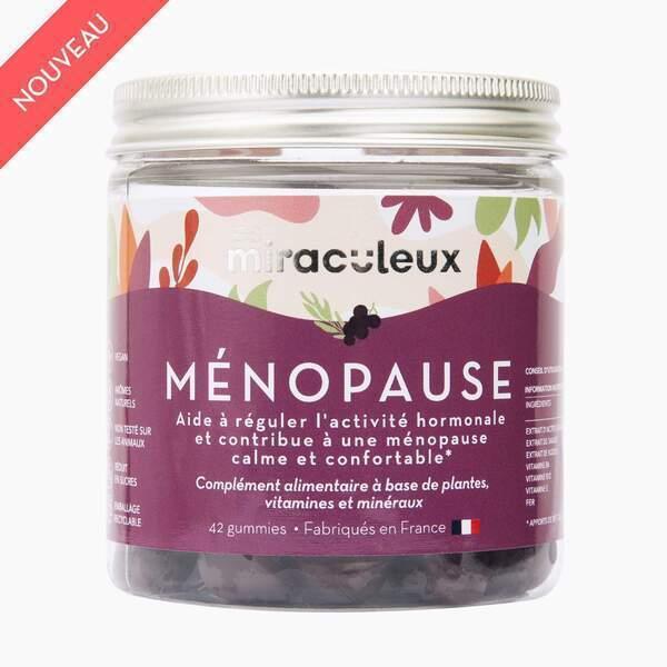 Les Miraculeux - Gummies Ménopause | 21 jours