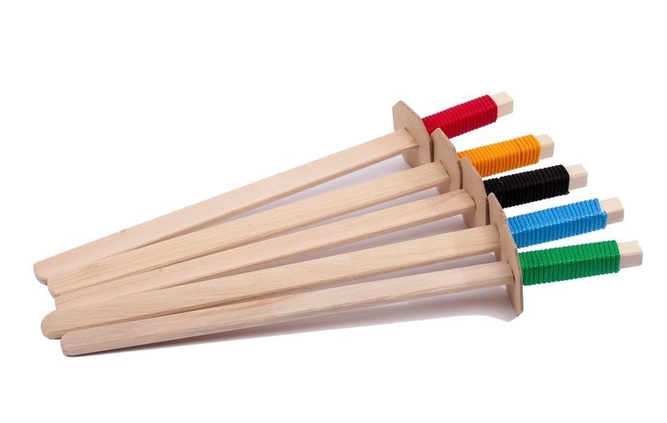 Amik - Sabre de samouraï en bois