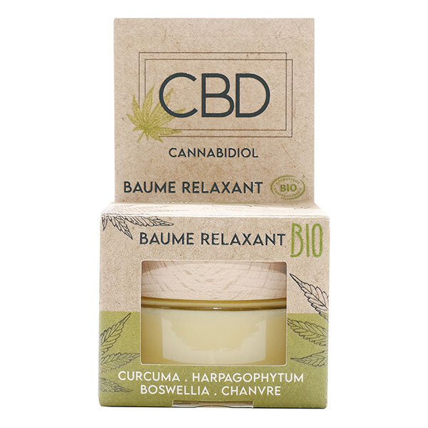 CBD - Baume CBD relaxant 30ml