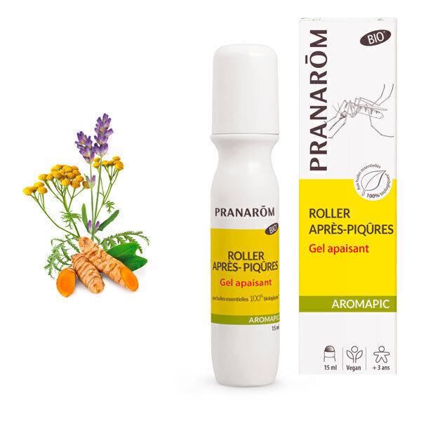 Pranarôm - Aromapic Roller après-piqûres 15ml