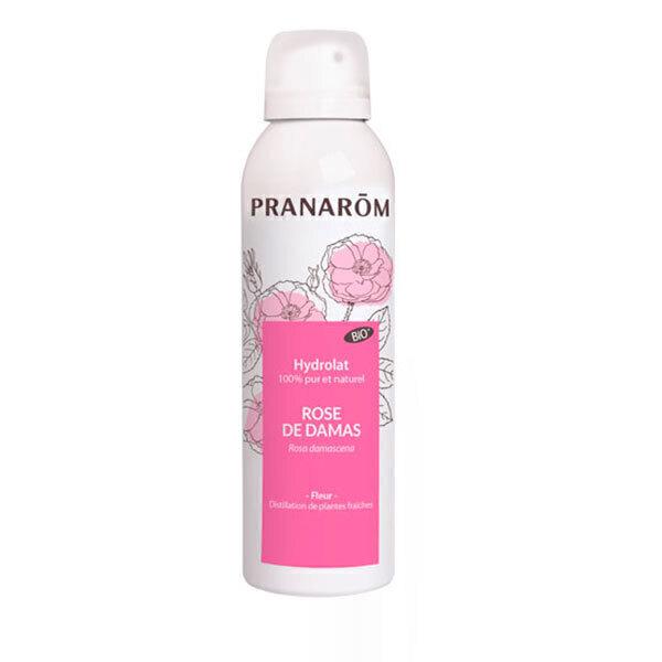 Pranarôm - Hydrolat de rose de Damas 150ml