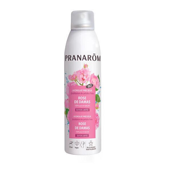 Pranarôm - Hydrolat de rose de Damas 170ml