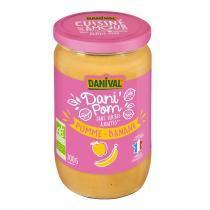 Danival - Dani'pom pomme-banane 700g bio