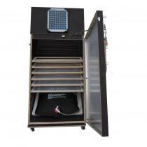 Nenuphar - Déshydrateur solaire  100% autonome + batterie - taille S