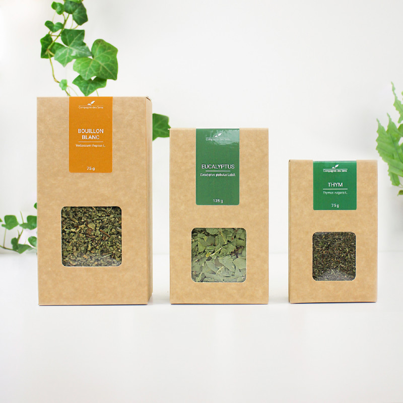 Compagnie des Sens - Assortiment Infusions grand froid -