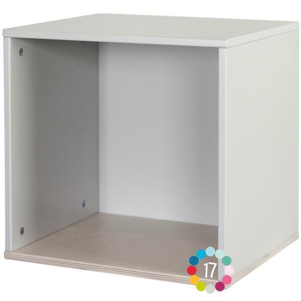 Wookids - Cube mural COLORFLEX p grey