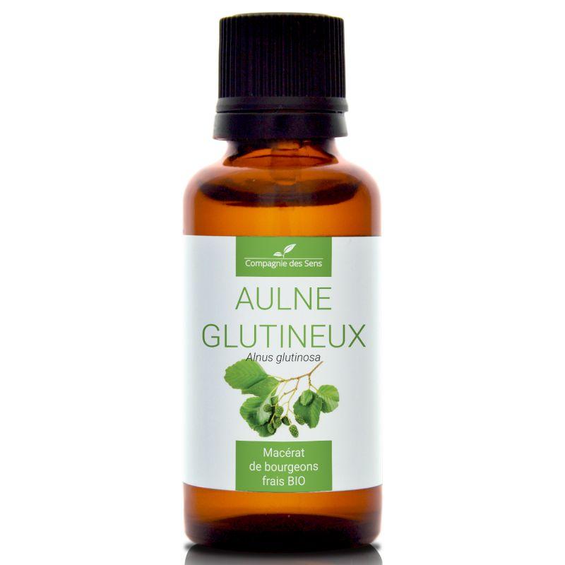 Compagnie des Sens - AULNE GLUTINEUX - Macérat de bourgeons BIO - 30mL