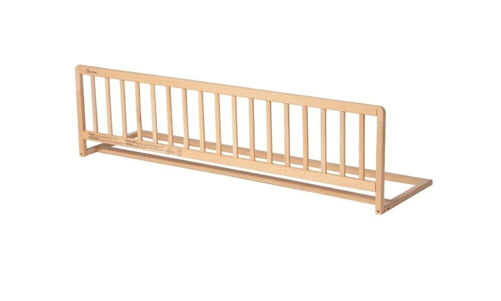 Geuther - Barrière de lit de 140 cm naturel