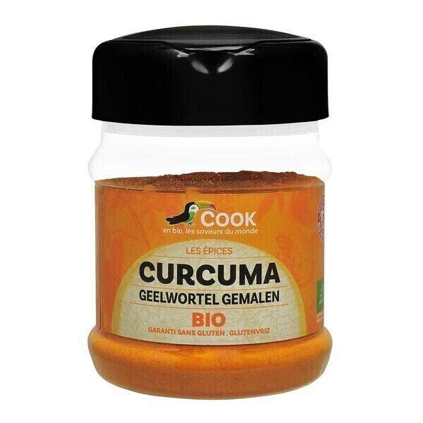 Cook - Curcuma en poudre 80g bio