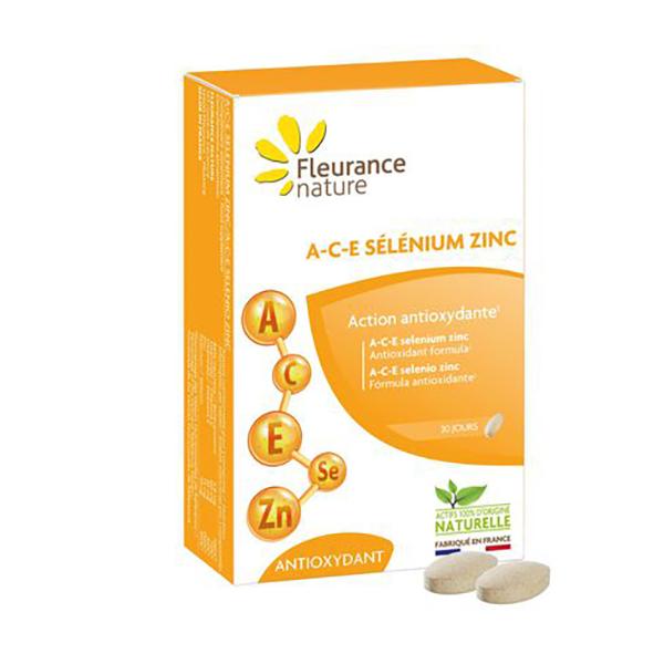Fleurance Nature - A-C- E Sélénium Zinc