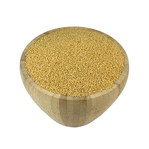 Vracbio - Moutarde Jaune Graines Bio en Vrac 0,5 Kg