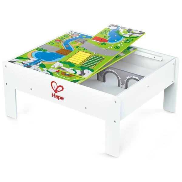 Hape - Table de jeu PLAY AND STOW Hape