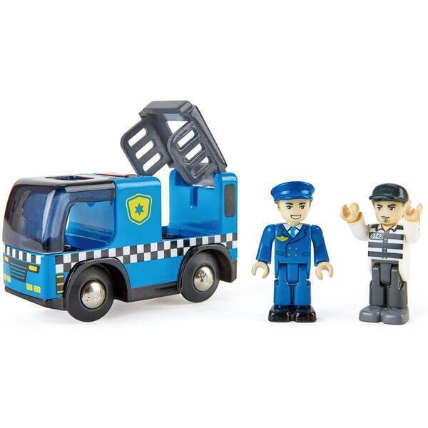 Hape - Voiture de police avec sirène Hape