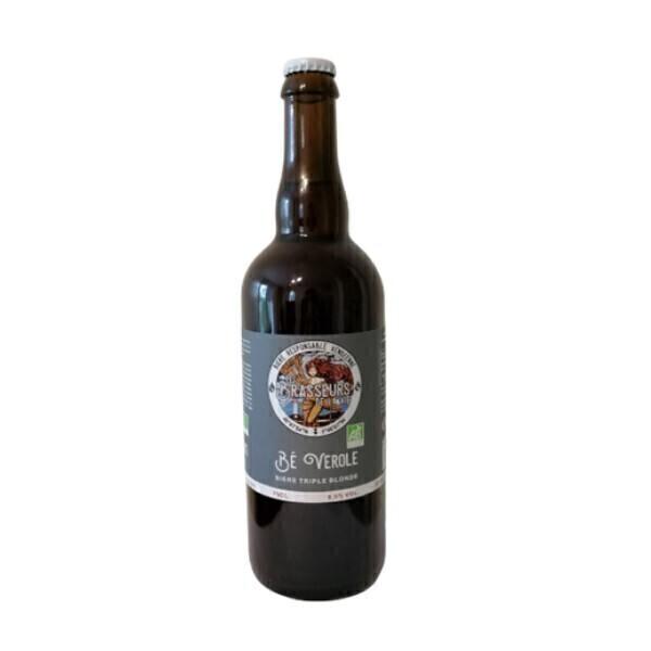Vinaccus - Triple Blonde Bé verole - 1 bouteille de 75cl