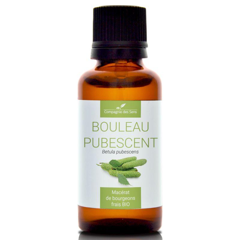 Compagnie des Sens - BOULEAU PUBESCENT - Macérat de bourgeons BIO - 30mL