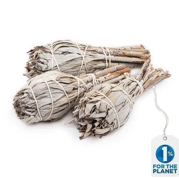 Achamana - Sauge blanche Californie 3 torches 60 gr