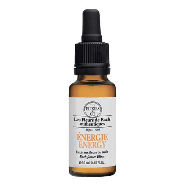 Elixirs & Co - Elixir composé Energie 20ml