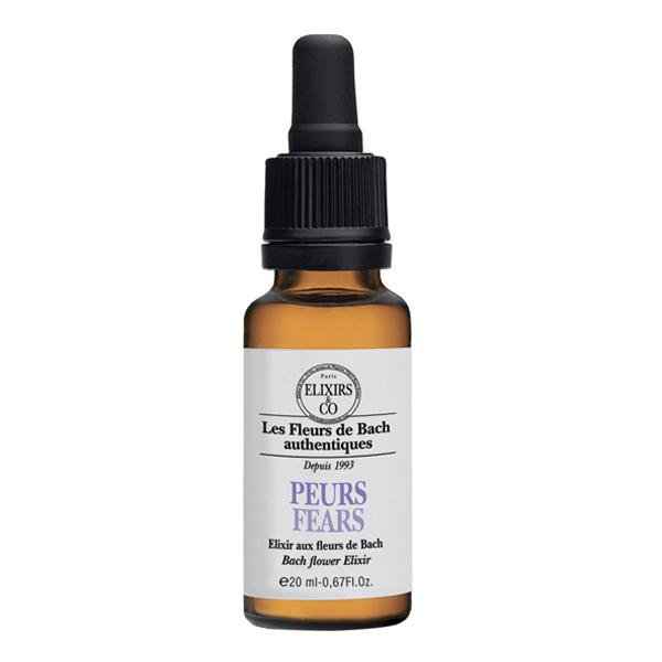 Elixirs & Co - Elixir composé Peurs 20ml