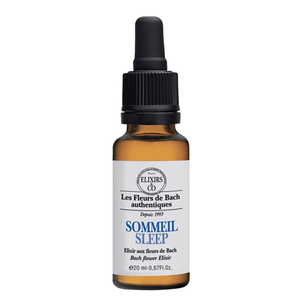 Elixirs & Co - Elixir composé Sommeil 20ml