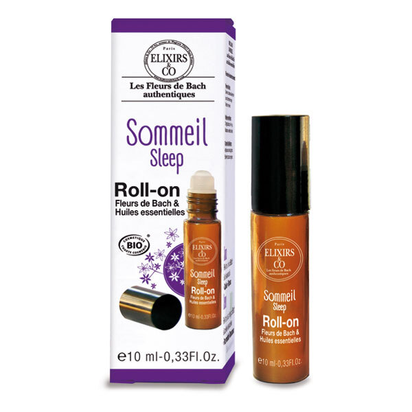 Elixirs & Co - Roll-on Sommeil 10ml
