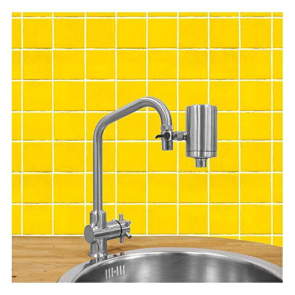 Hydropure - Filtre robinet Serenity en inox