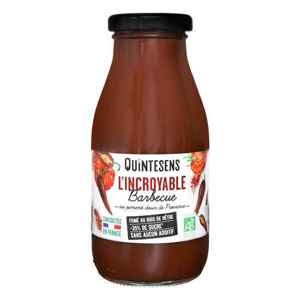 Quintesens - L'Incroyable sauce barbecue 290g