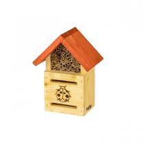 MKW - Hotel à insectes bénéfiques pollinisateurs modèle coccinnelles