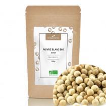 Compagnie des Sens - Poivre blanc BIO - Grains entiers - 100g