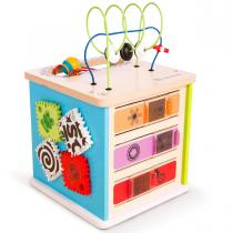 Hape - Cube d'activités BABY EINSTEIN Hape