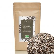 Compagnie des Sens - Graines de Chia BIO - Graines en vrac - 250g