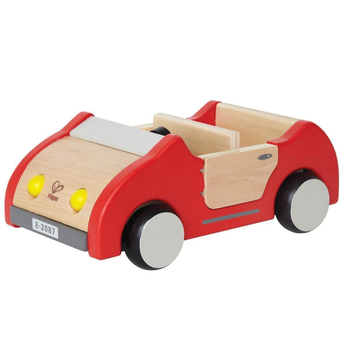 Hape - Accessoires maison de poupées FAMILY CAR Hape