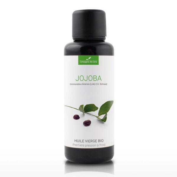 Compagnie des Sens - Jojoba - Huile Végétale Vierge BIO - Flacon en verre - 50mL