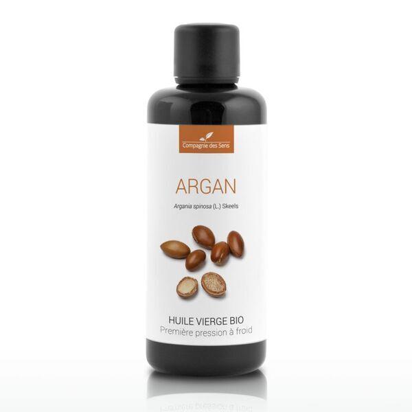 Compagnie des Sens - Argan du Maroc - Huile Végétale Vierge BIO  - 100mL