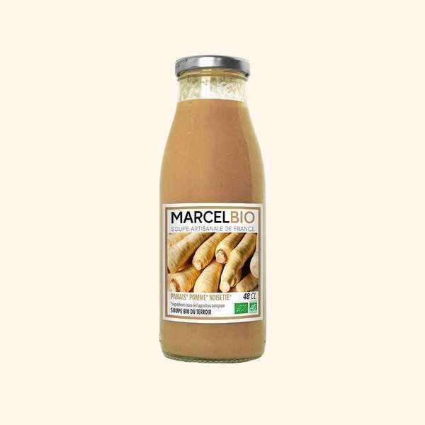 Marcel Bio - Soupe Panais Pomme Noisette Bio - 48cl