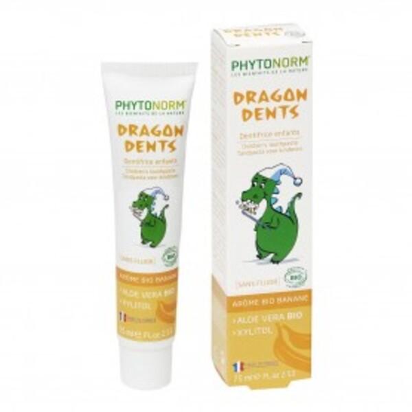 Phytonorm - Dragondents goût Banane 75ml Bio